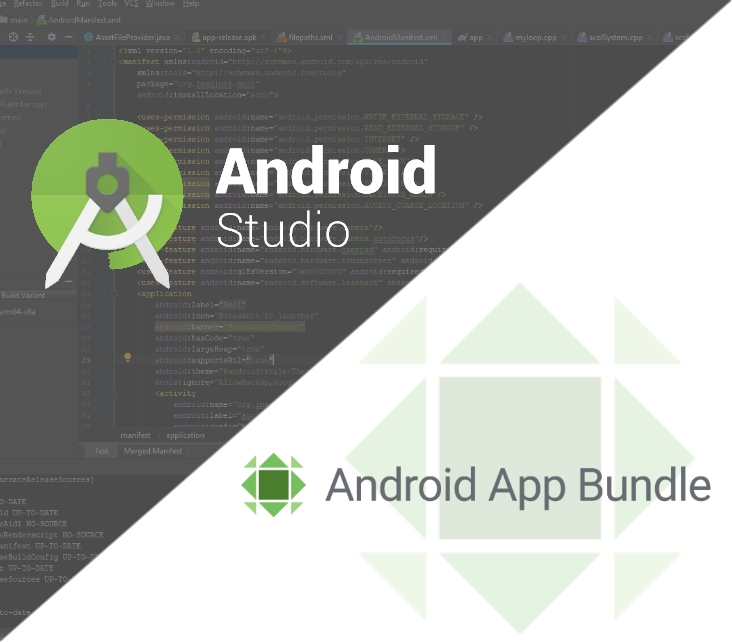 Android Studio and App Bundle