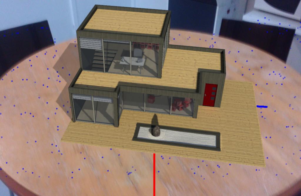Loft3D AR SLAM